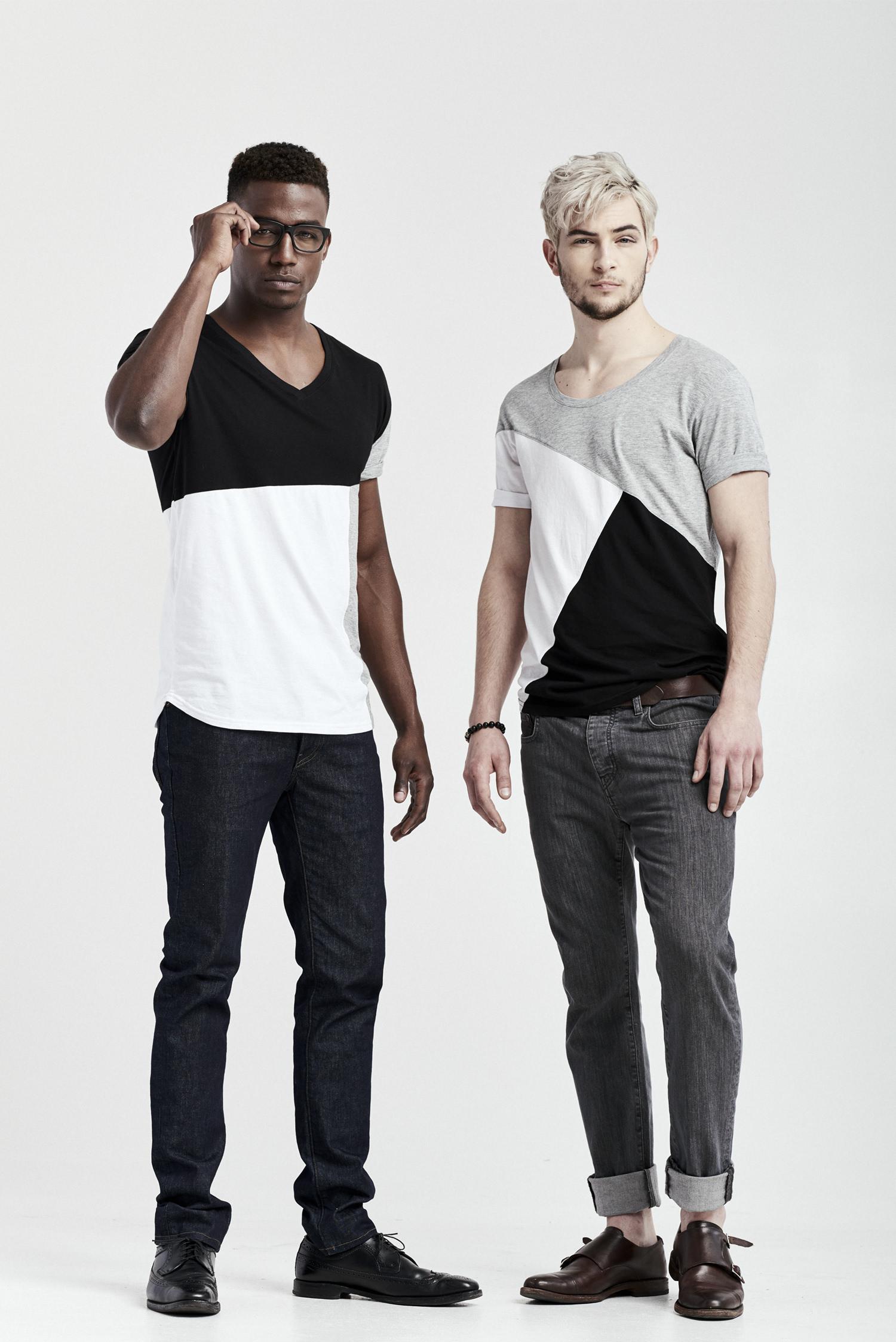 tees - Supima cotton t-shirt