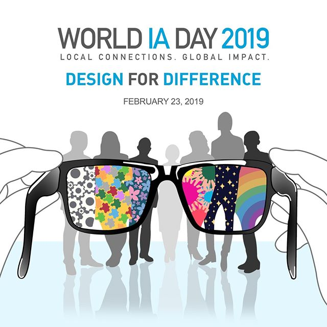 Thank you to the @worldiaday global team & sponsors! We have great giveaways and raffles for you at World IA Day Tampa Bay courtesy of Axure, Optimal Workshop, Rosenfeld Media and Loop11.