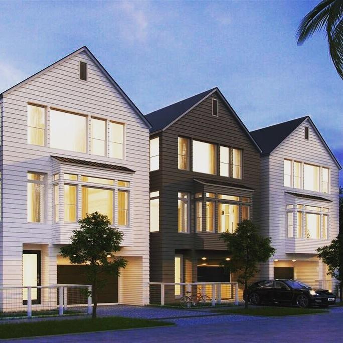 Modern farmhouse exteriors (a personal fav)