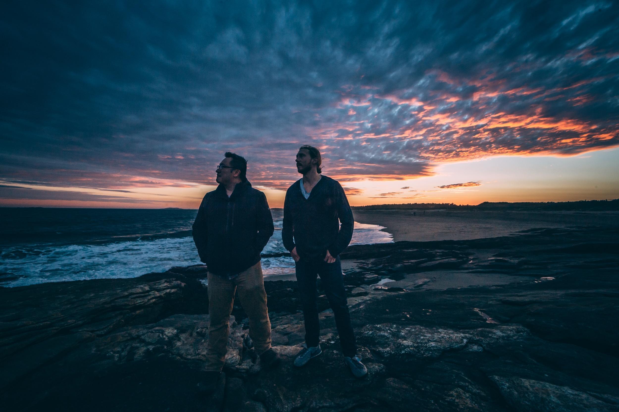 Hoyin and Cliff, Photo by  Hoyin Au