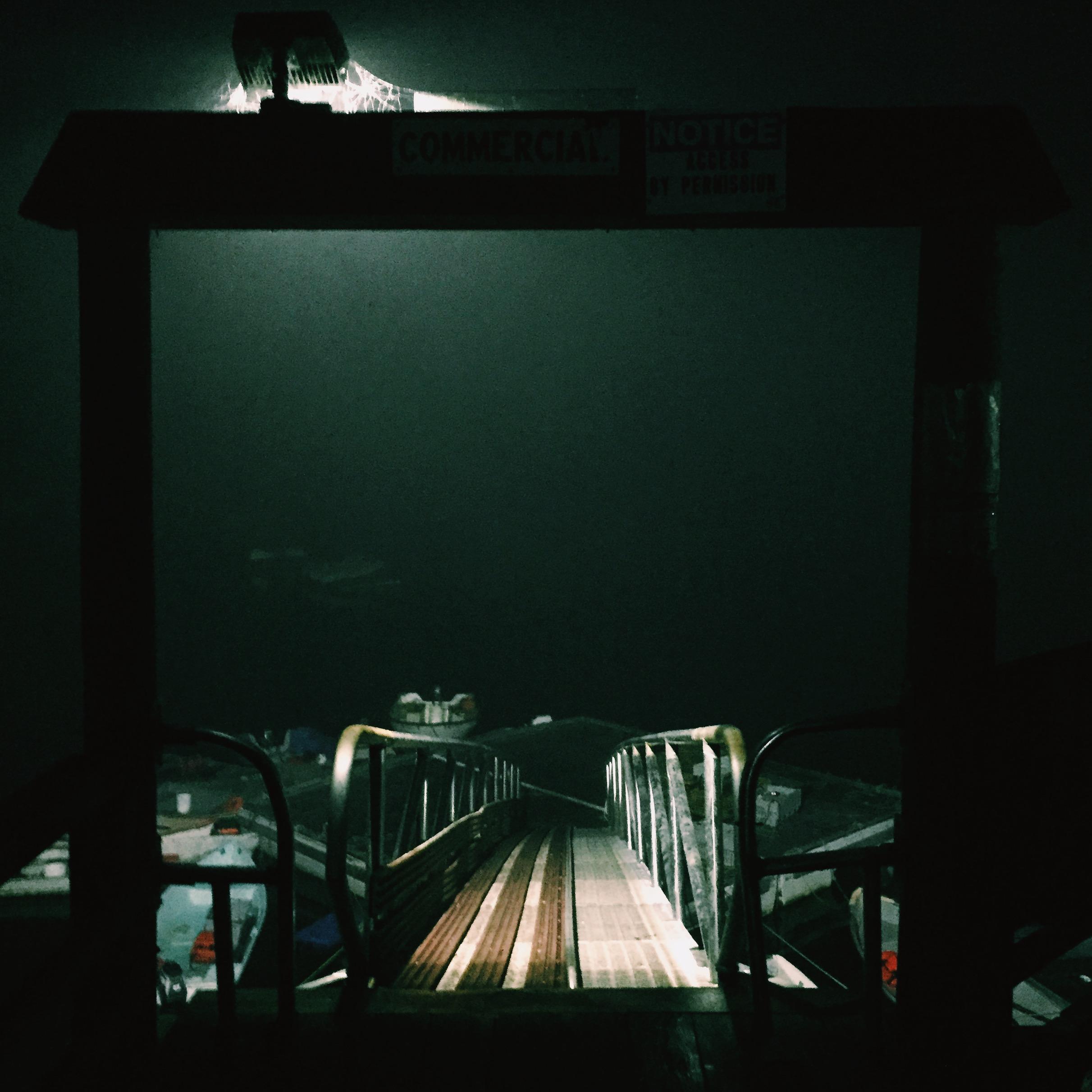 The Last Walk, Cliff Kuhn-Lloyd
