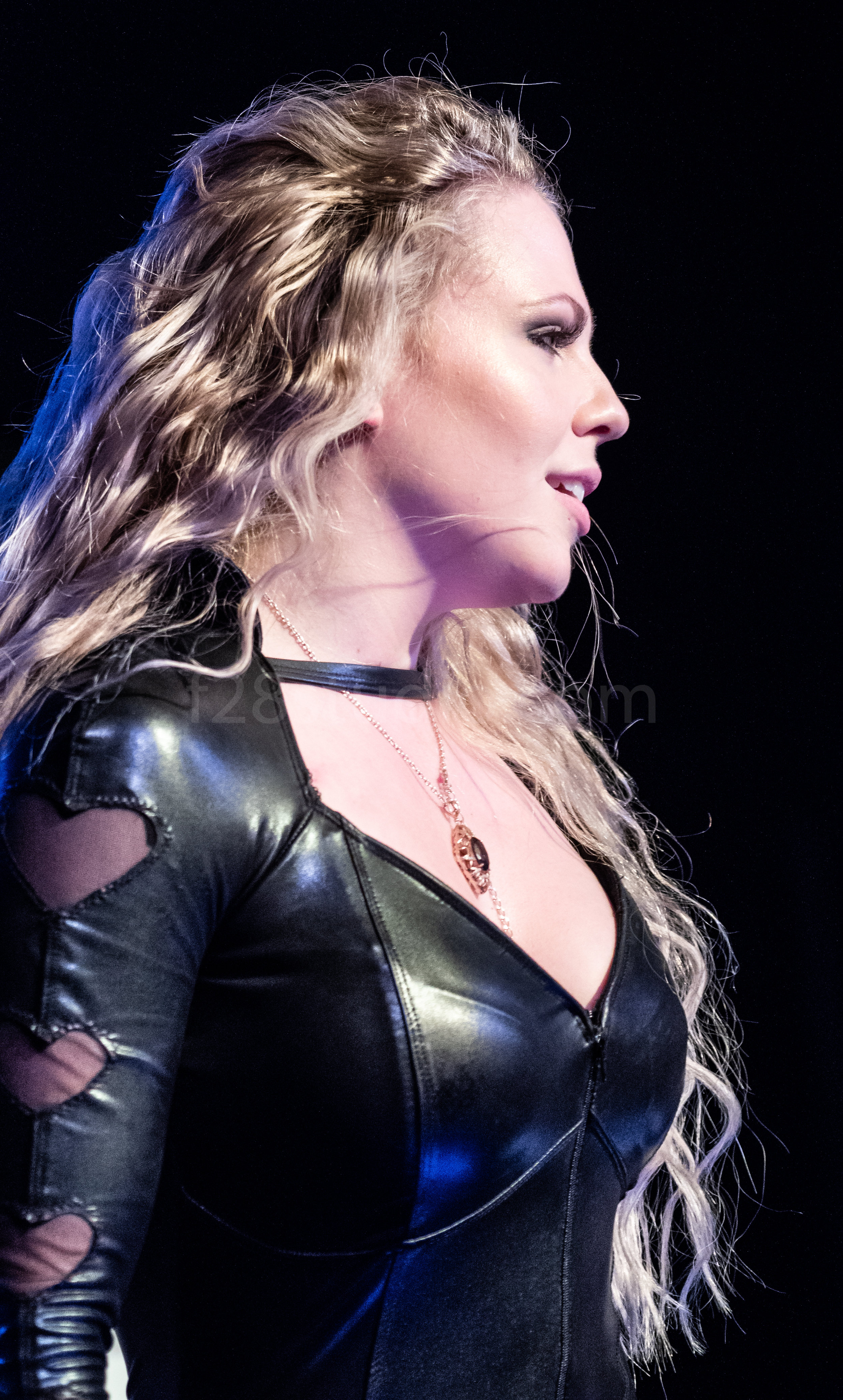 Kobra Paige - Lead Vocals for Kobra and the Lotus