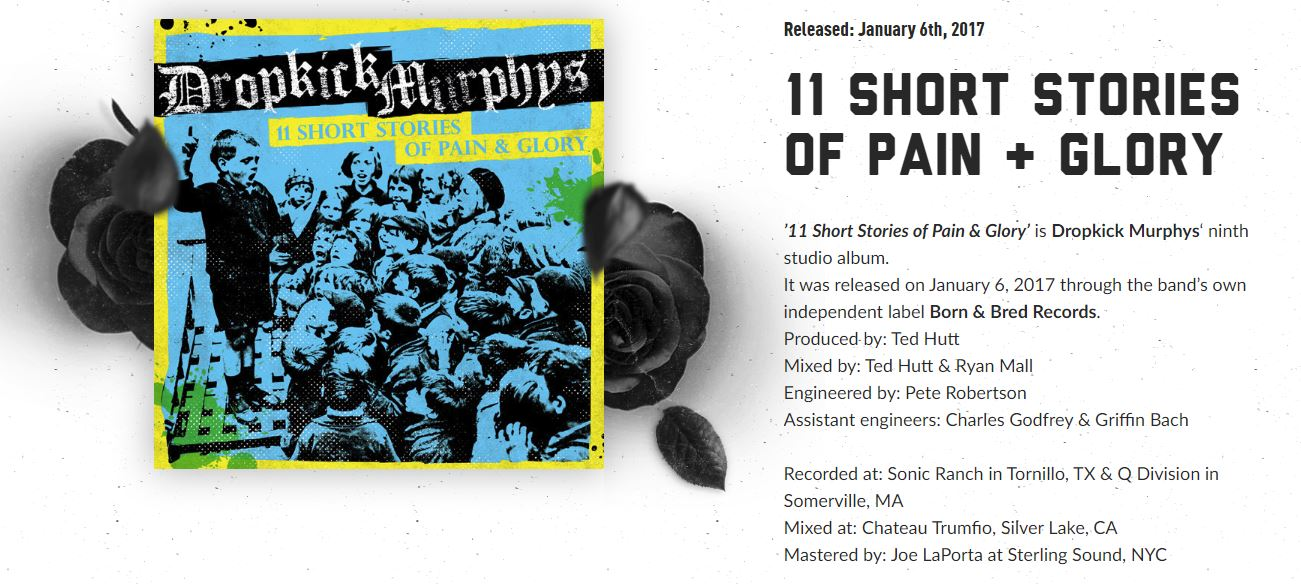 Click on the picture to check out Dropkicks most recent release! Click on picture to get your copy.