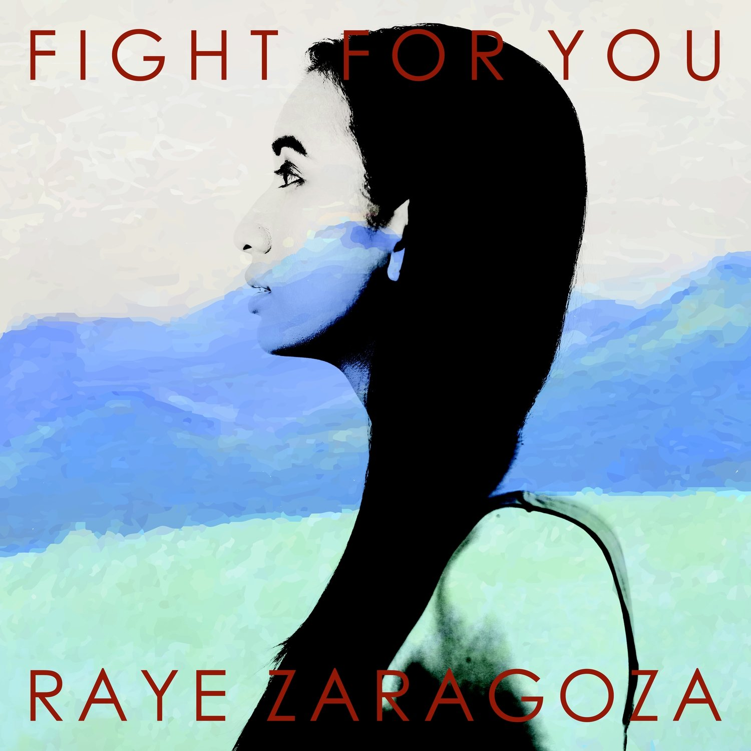 Raye's album Fight for You is out now and available on her website! Click the picture!