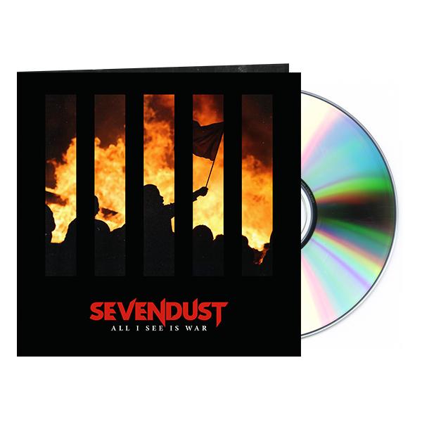 AISIW - SEVENDUST ALBUM