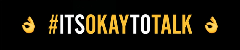 Campaigns such as  #itsoktotalk  and  #mentalhealthfeelslike promote awareness and encourage large-scale conversations about Mental health.
