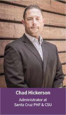 September Admins-Chad Hickerson