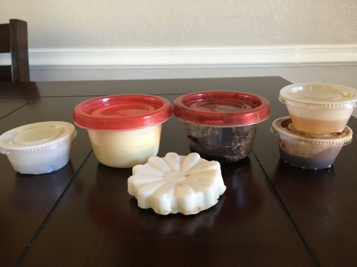 Products the DIY group make include lavender, coconut and honey soap, lotions, face scrubs and much more!