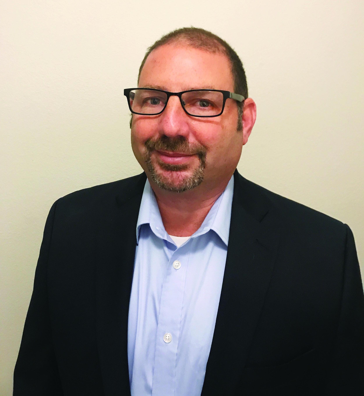 Steven oppenheimer, regional director of operations at Telecare