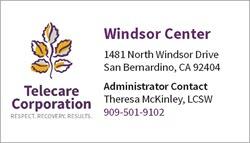 Referral & Outreach Card