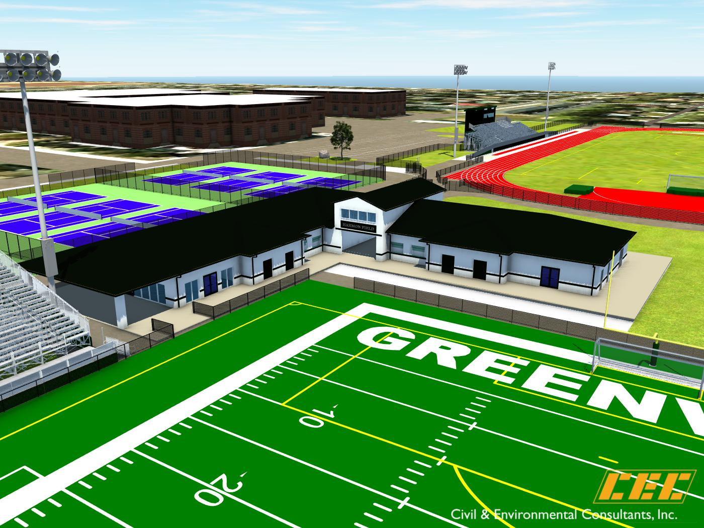 Field House Concept