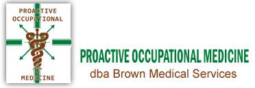 Brown Medical - ProActive Occupational Medicine Logo.jpg