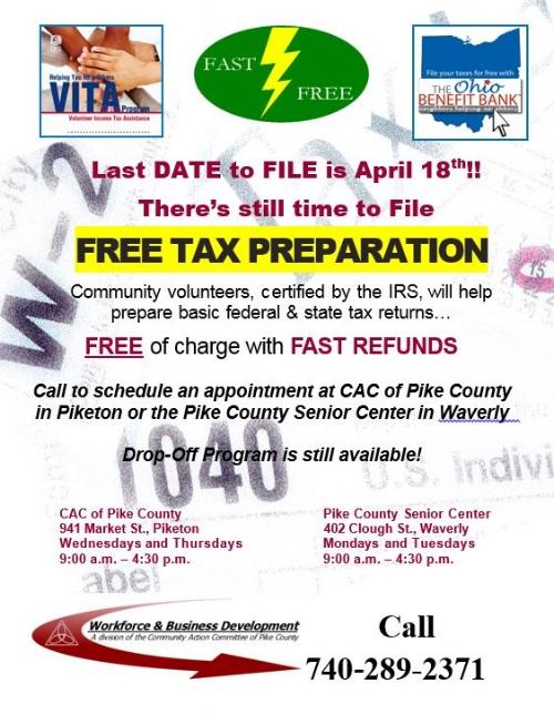 CAC FREE Tax Preparation - Still Time.jpg