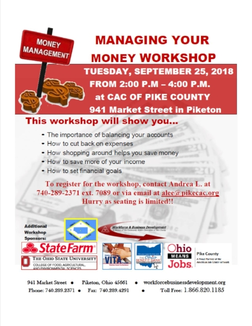 Workforce - Managing Your Money Wisely Flyer.pdf.jpg