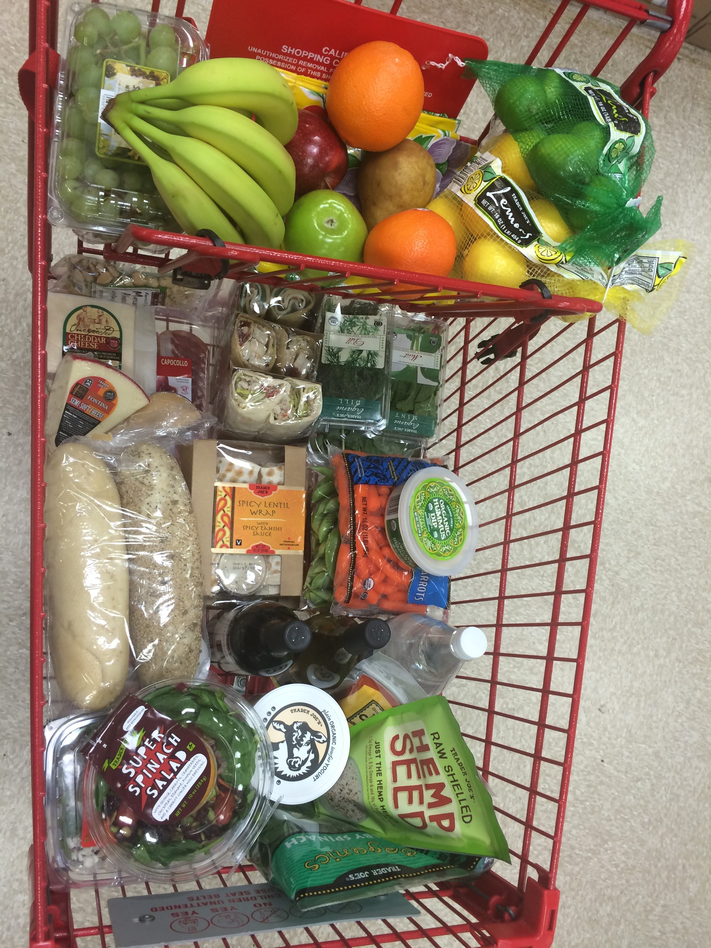 Learn how to organize your shopping so that you don't miss a thing!