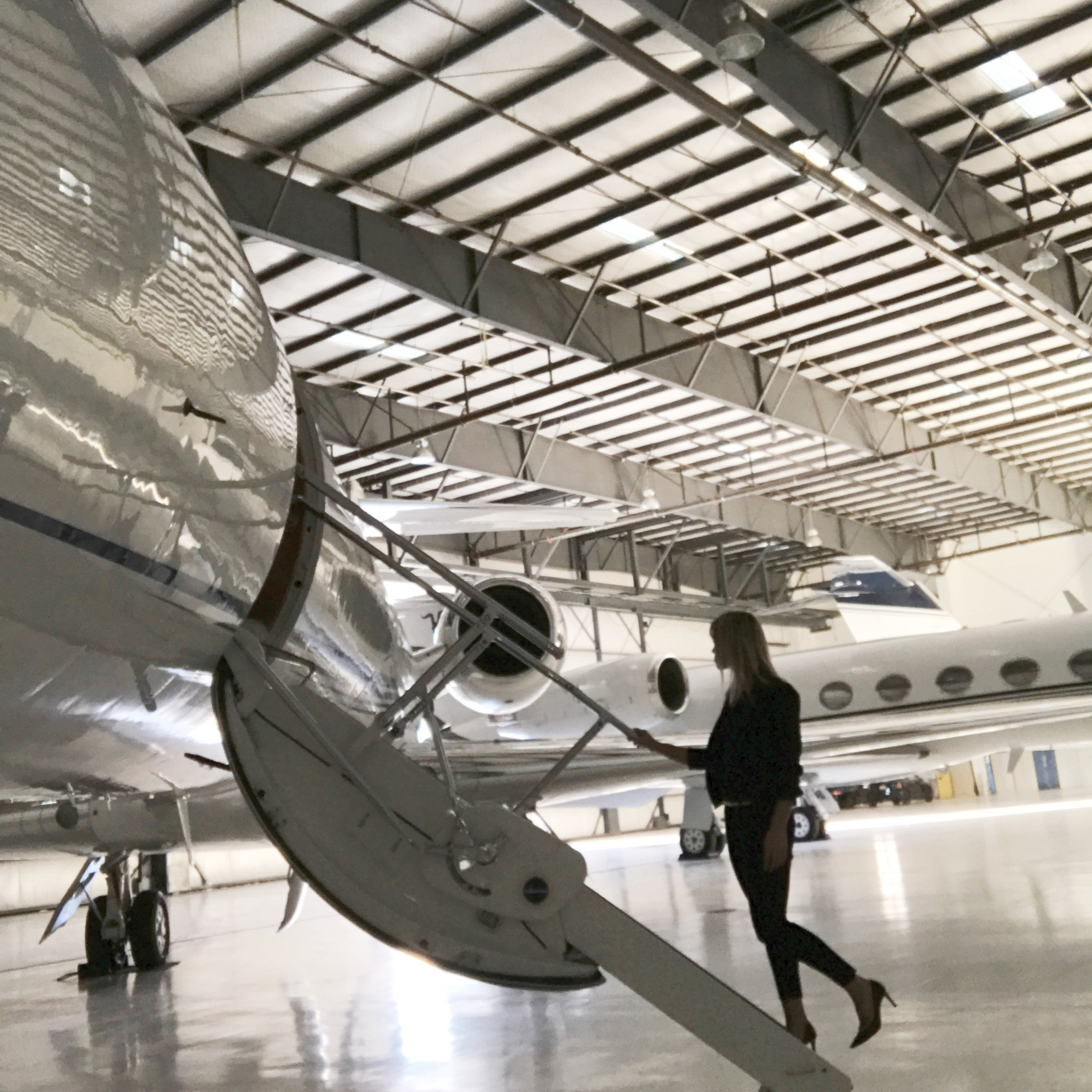 How I landed a Career as a Corporate Cabin Attendant (and eventually launched a business)