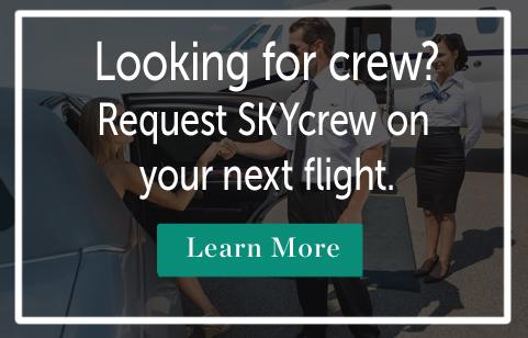 Request SKYcrew on your next flight
