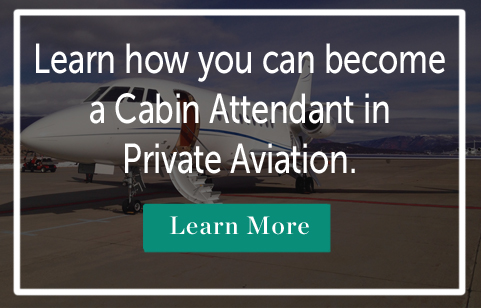 Learn how you can become a Cabin Attendant in Private Aviation