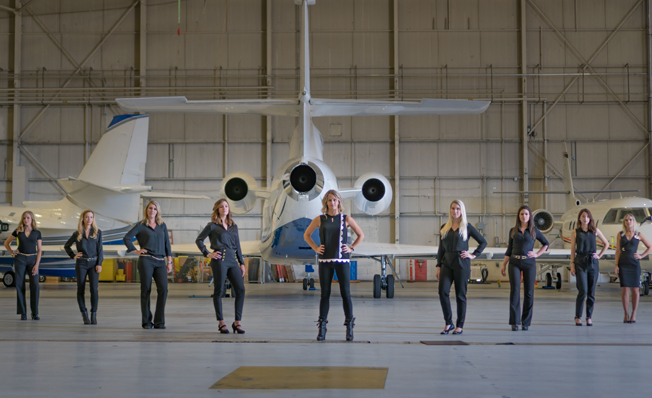 Looking to become a Corporate Flight Attendant? -