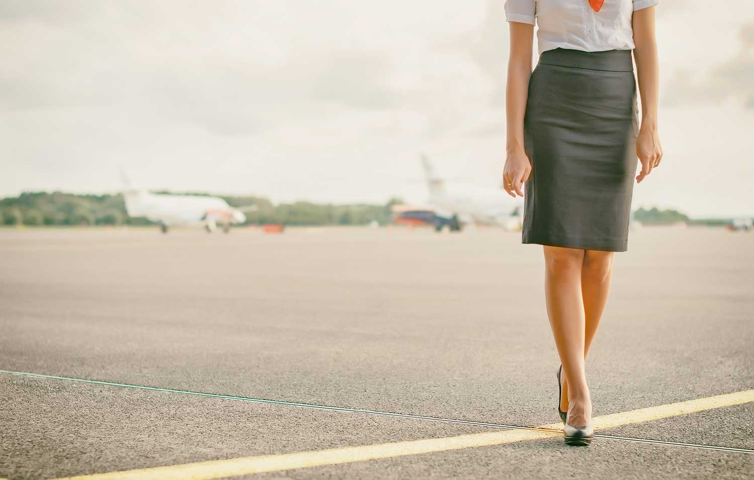 Looking to become a Cabin Attendant in Private Aviation -