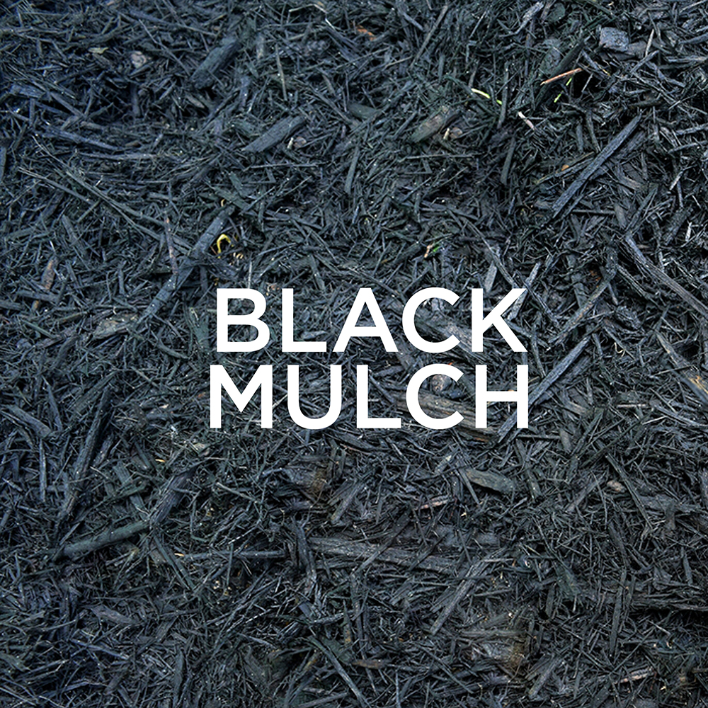 PA Mulch, black, mulch, order online, scoop, delivery