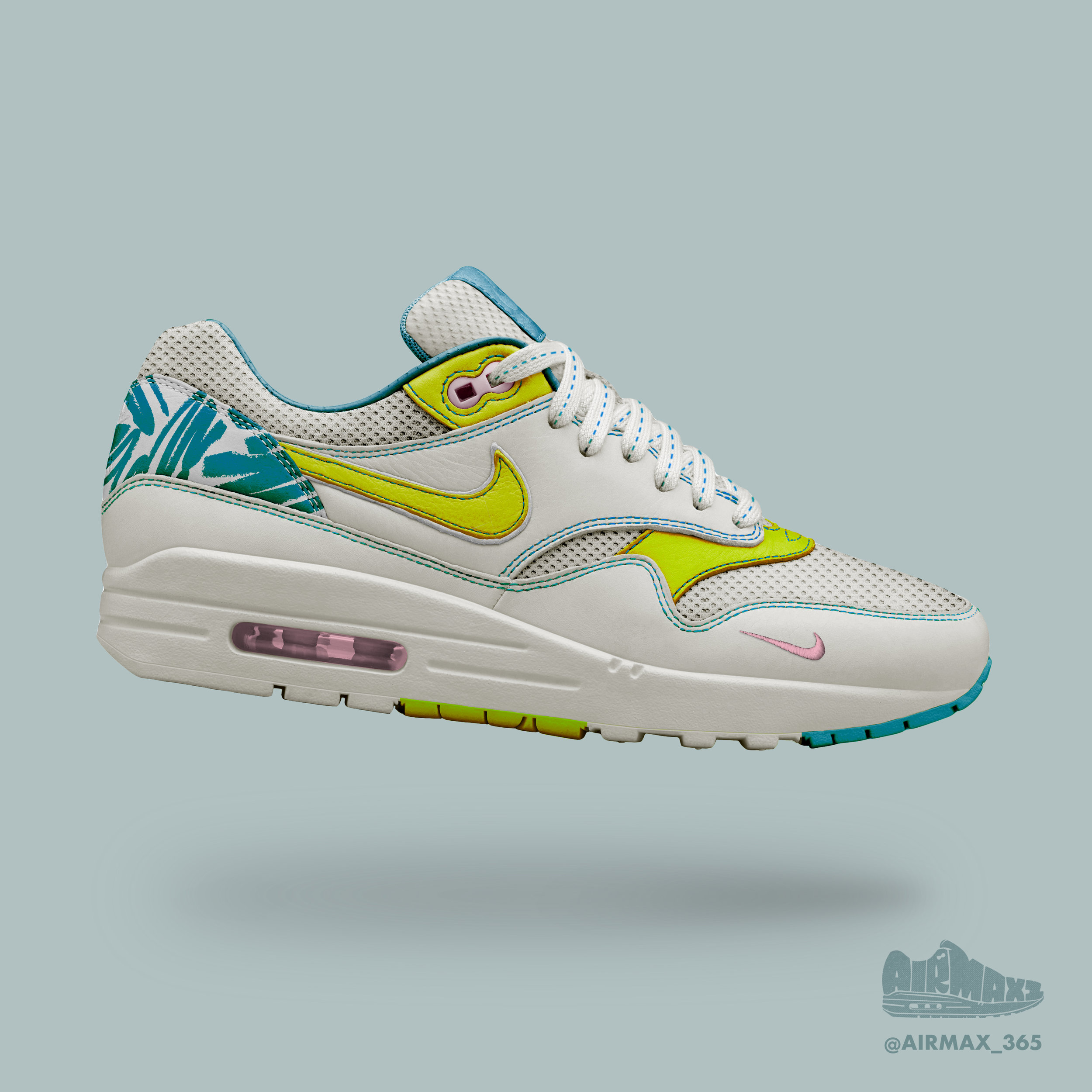 Day 312: Air Max 1 Buzz Hype