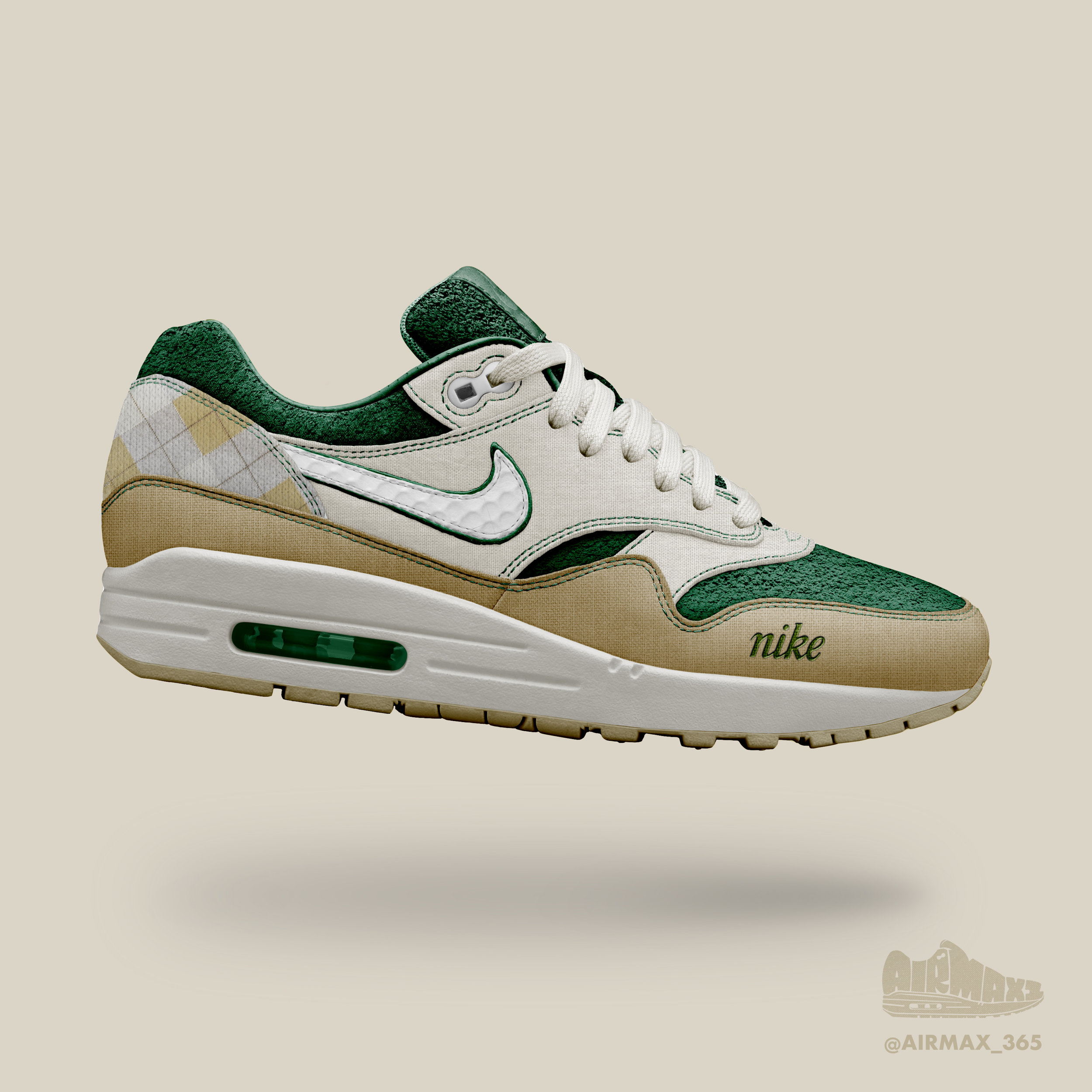 Day 259: Air Max 1 Country Club