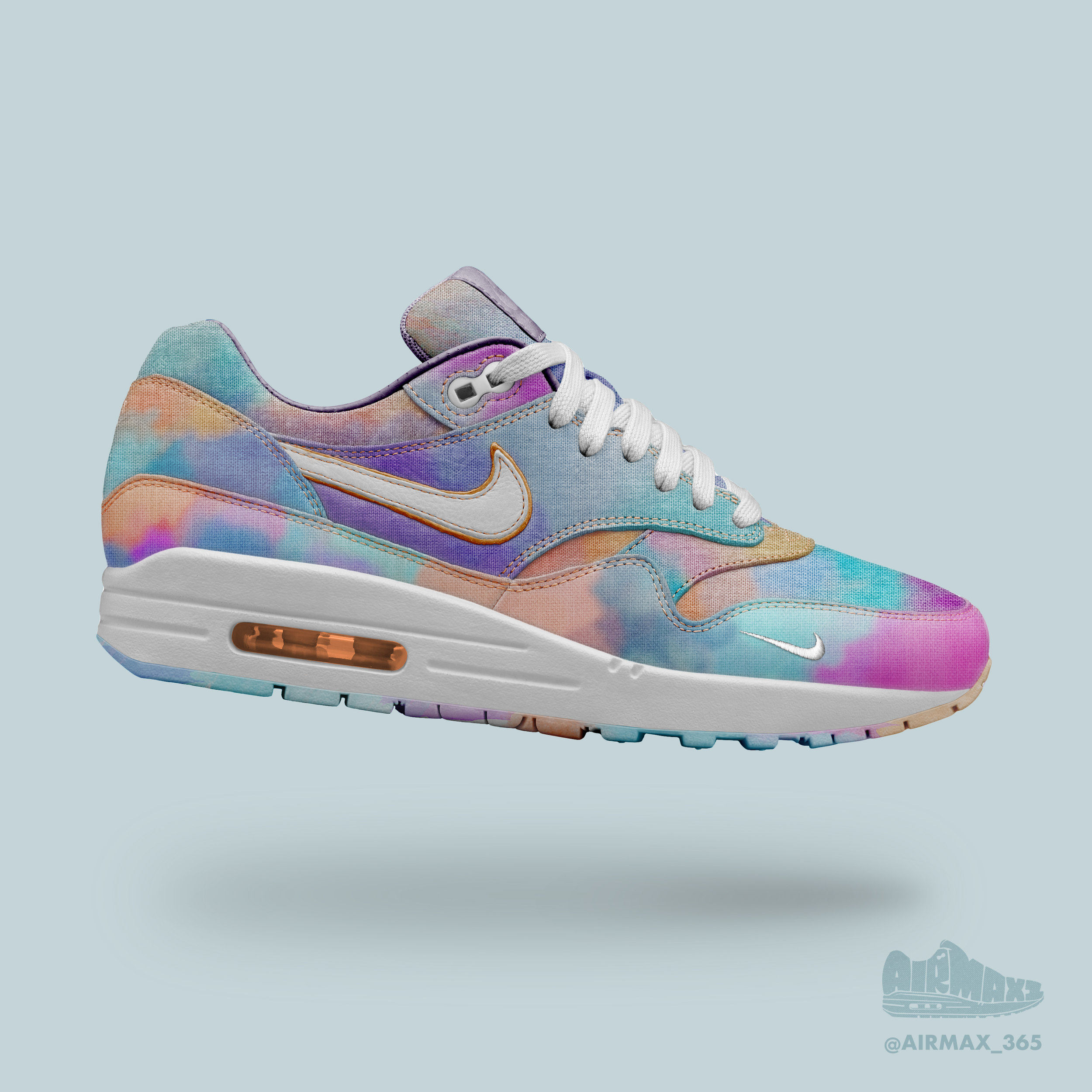 Day 256: Air Max 1 Easter Egg