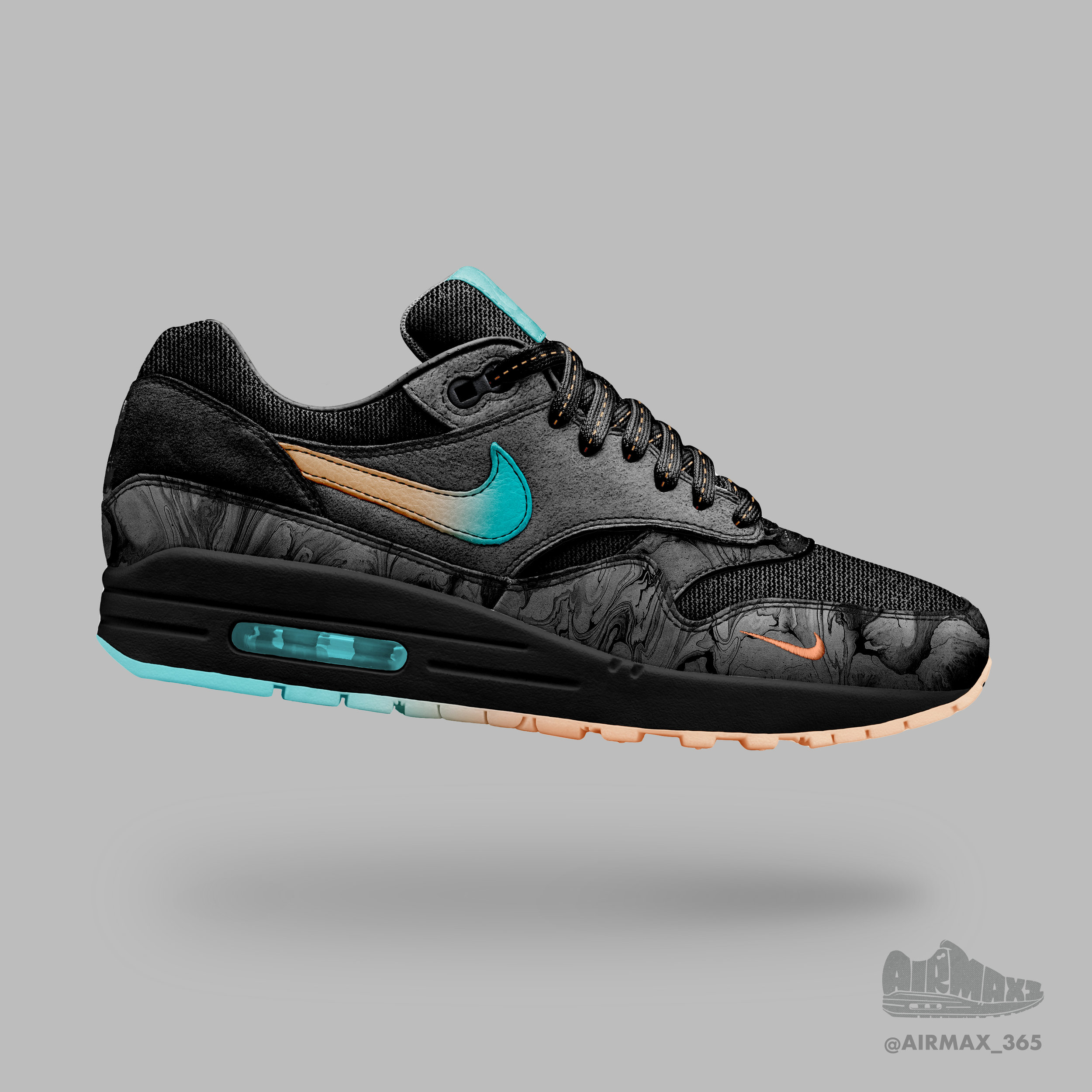 Day 234: Air Max 1 Pulvis