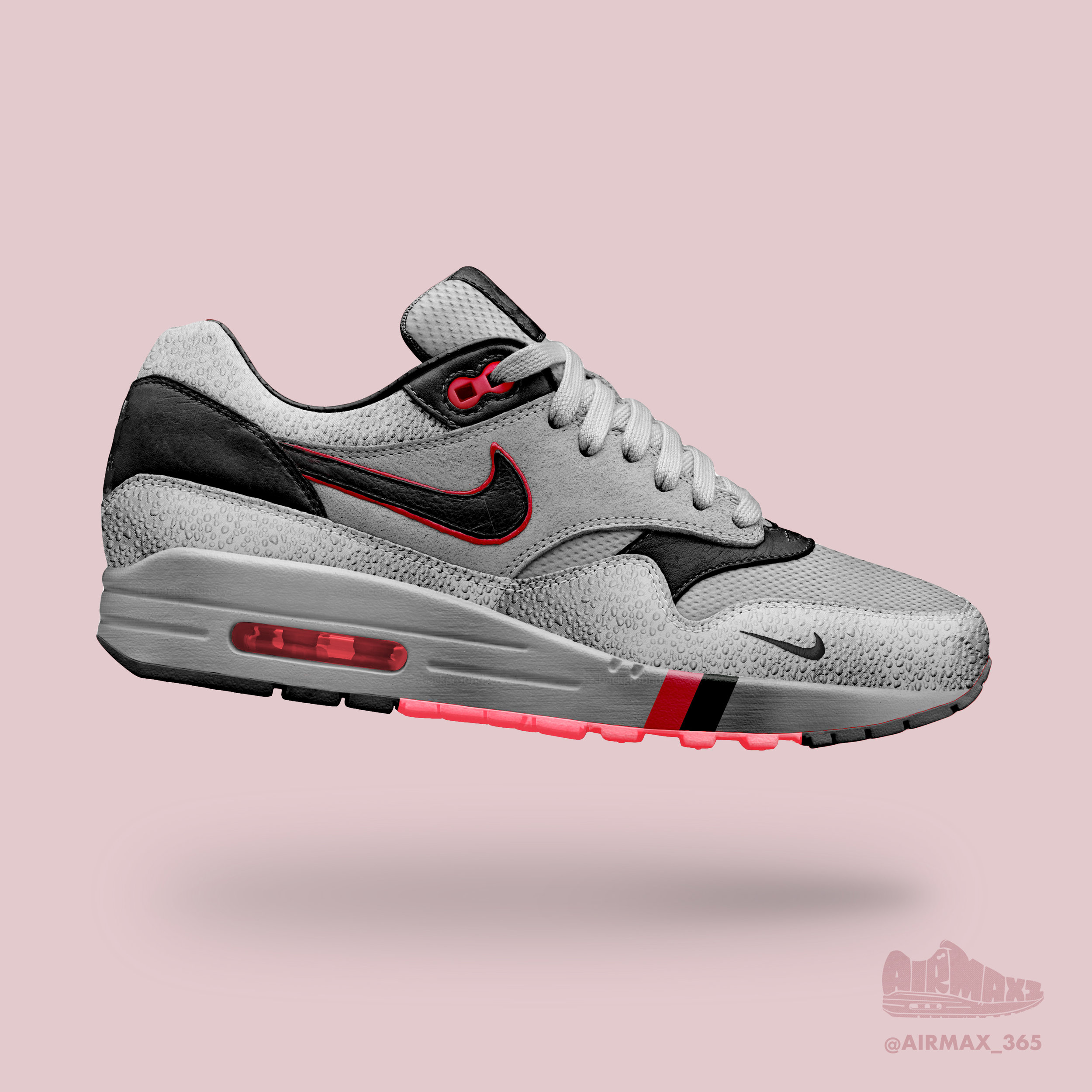 Day 193: Air Max 1 Fortune