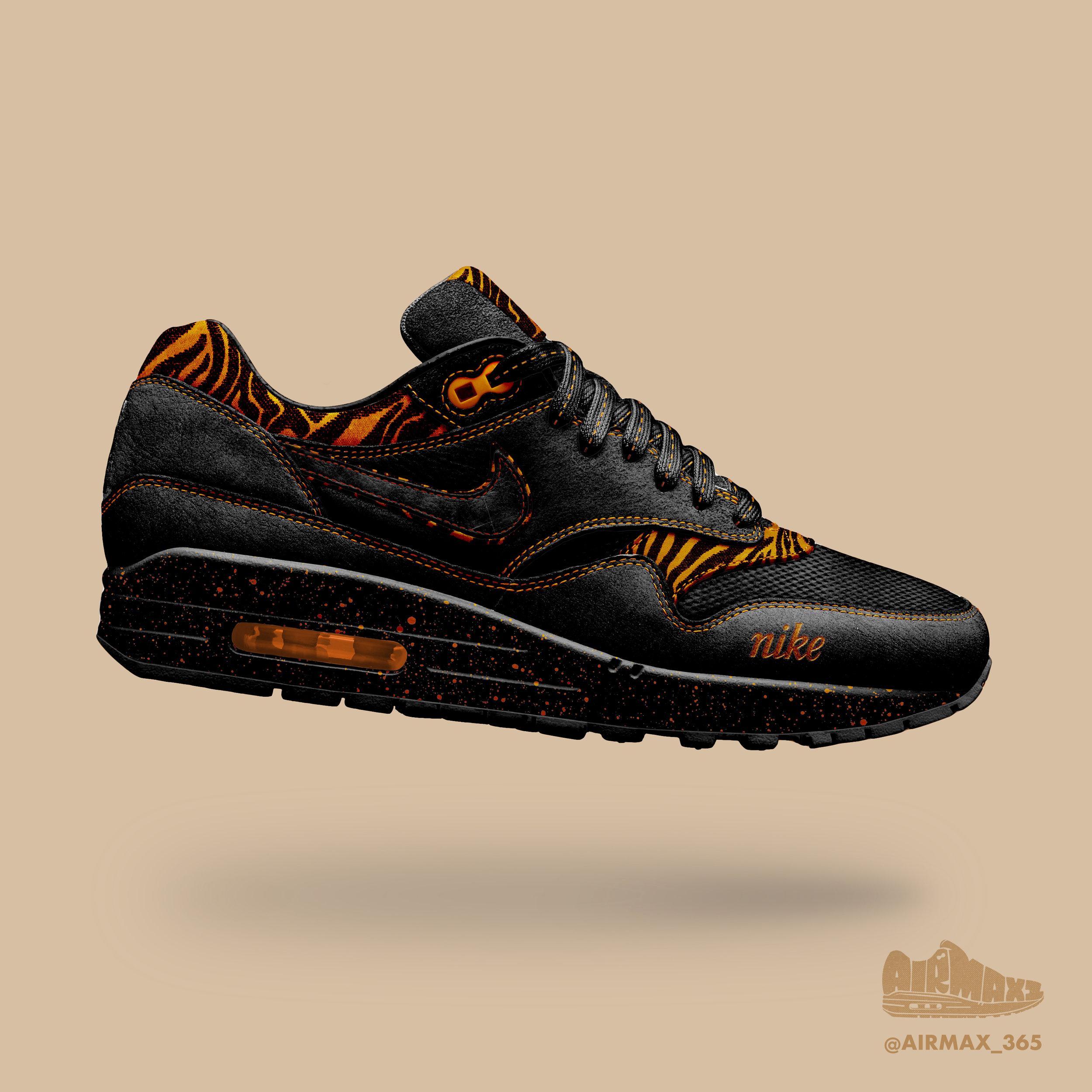 Day 182: Air Max 1 Wildside