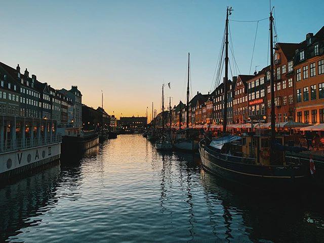 Peace out Denmark 🇩🇰 ✌🏻#Denmark #Copenhagen #nyhavn #CPH