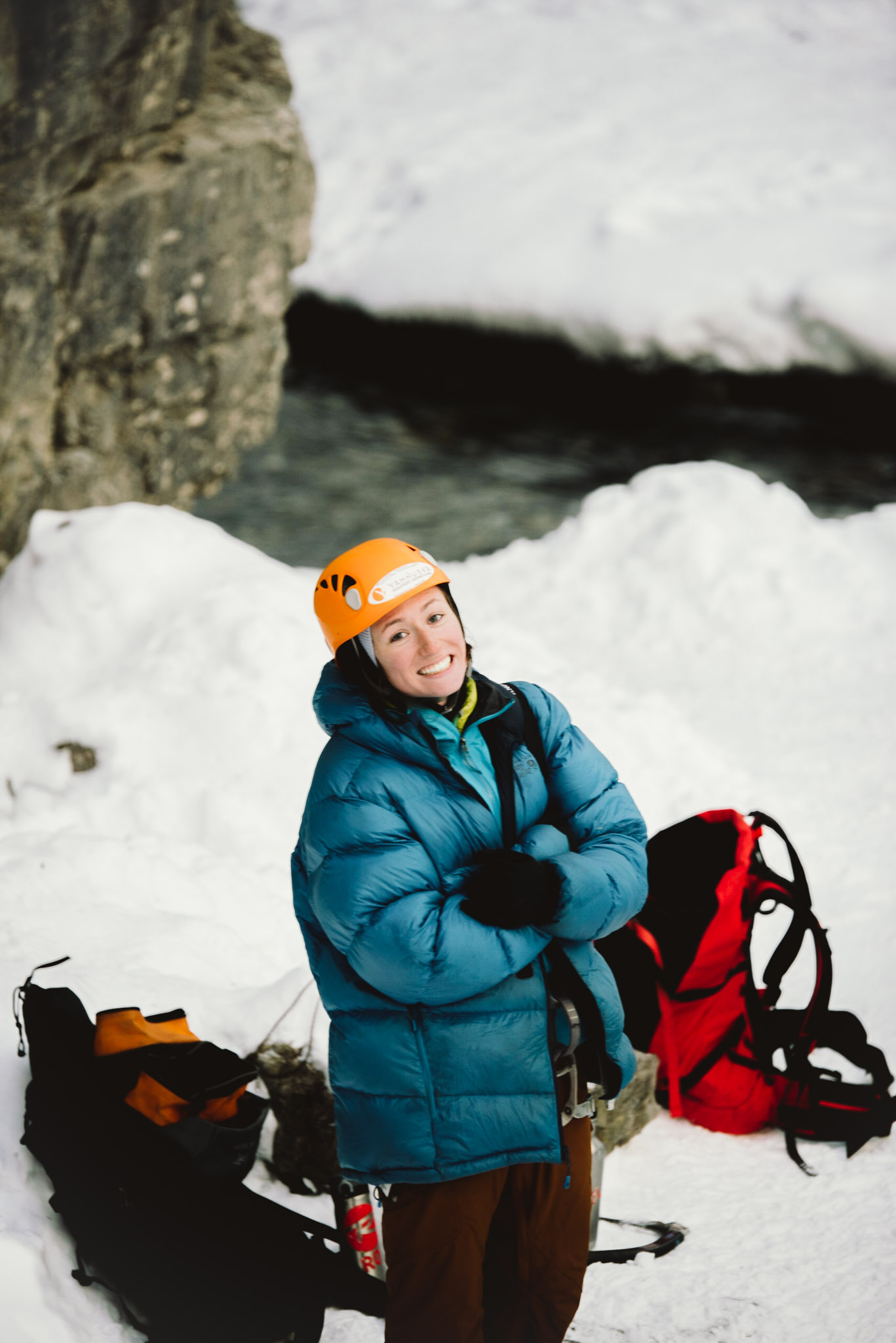 Chelsea Czibere - January 25, 2019 - Johnston Canyon-13.jpg