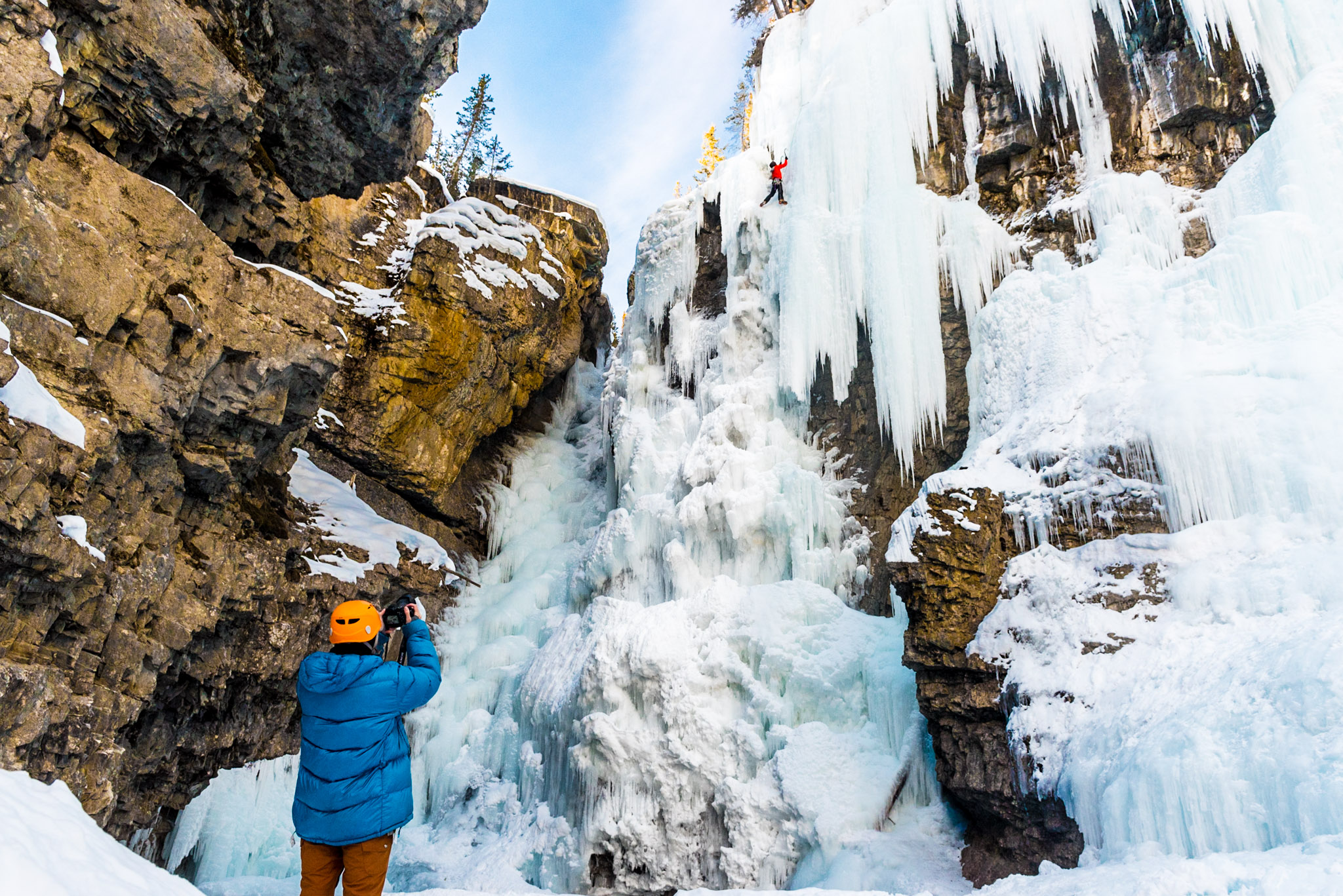 Chelsea Czibere - January 25, 2019 - Johnston Canyon-25.jpg