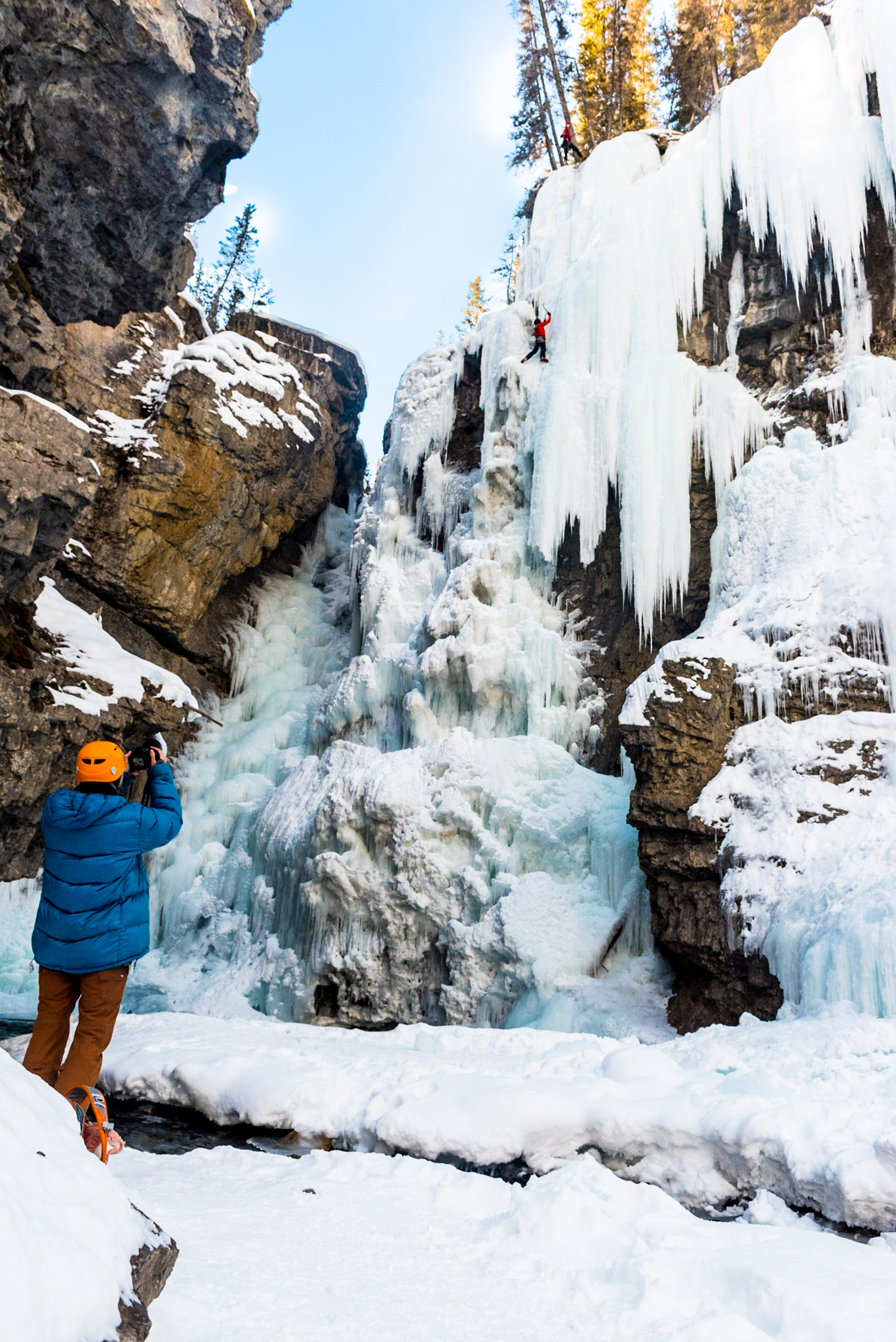 Chelsea Czibere - January 25, 2019 - Johnston Canyon-26.jpg
