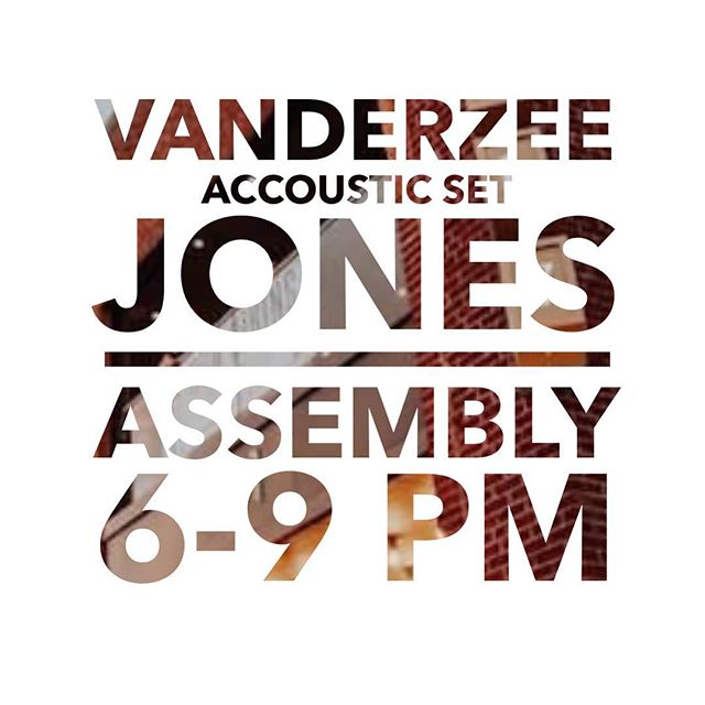 Tonight @thejonesokc!