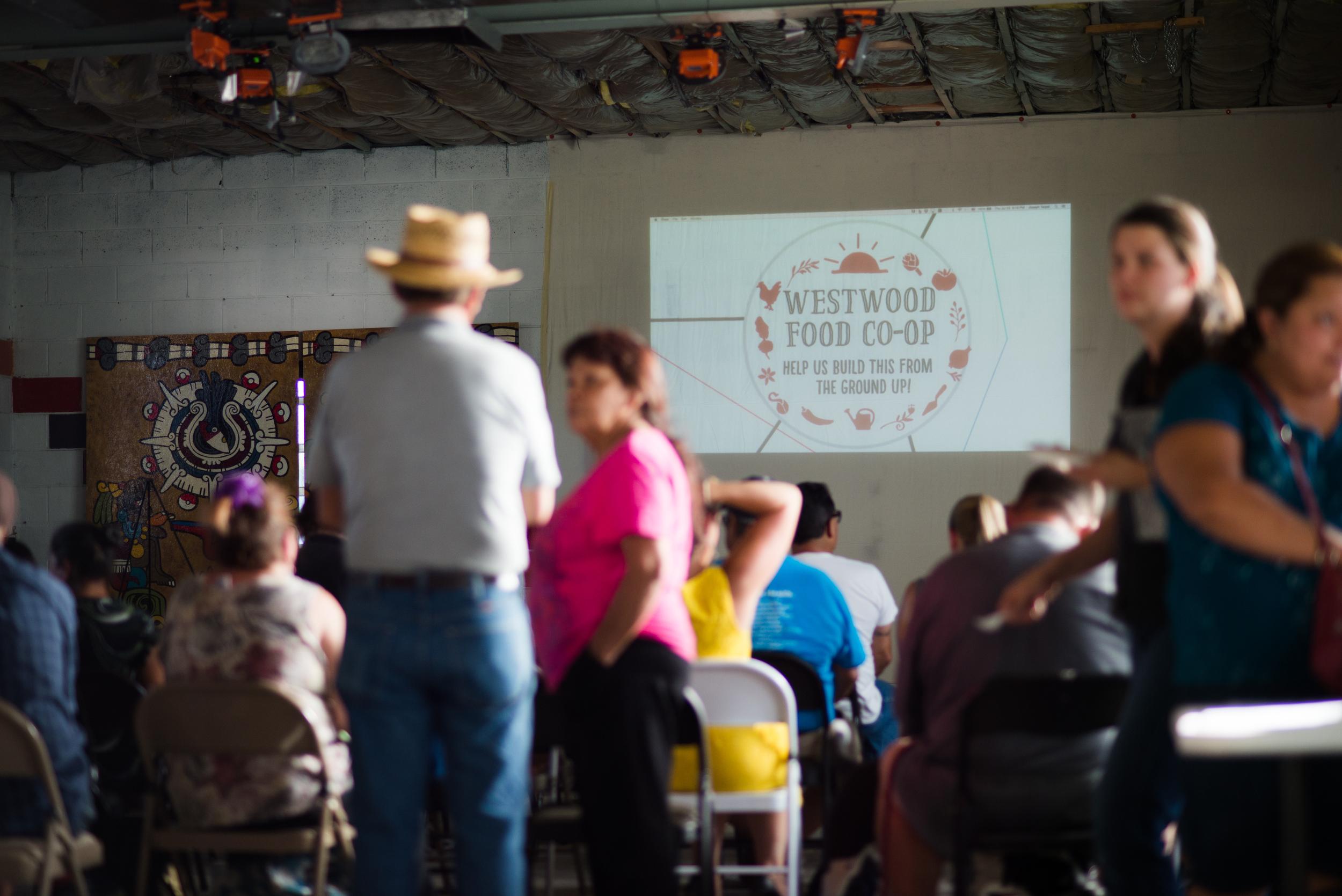Westwood Food Cooperative Community Meeting