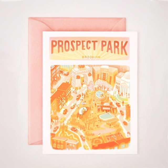 Brooklyn based stationary I worked on a little while ago. #stationary #brooklyn #nyc #prospectpark #lettering #type365 #typography #thedailytype #thedesigntip #design #artanddesign #art #graphicdesign #productdesign #promotionaldesign #cards #ilovemyjob #illustration #digitalart #mixedmedia #handdrawntype