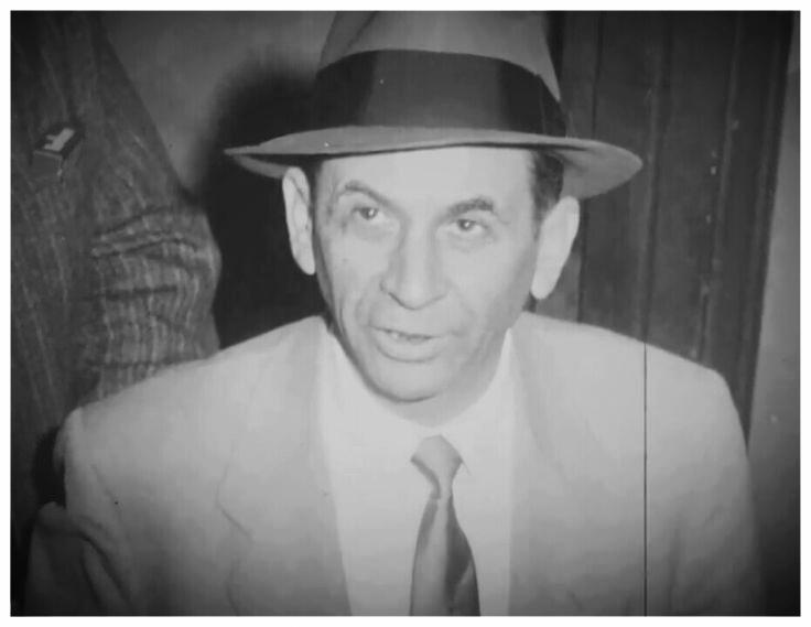 Gangster legend Meyer Lansky.