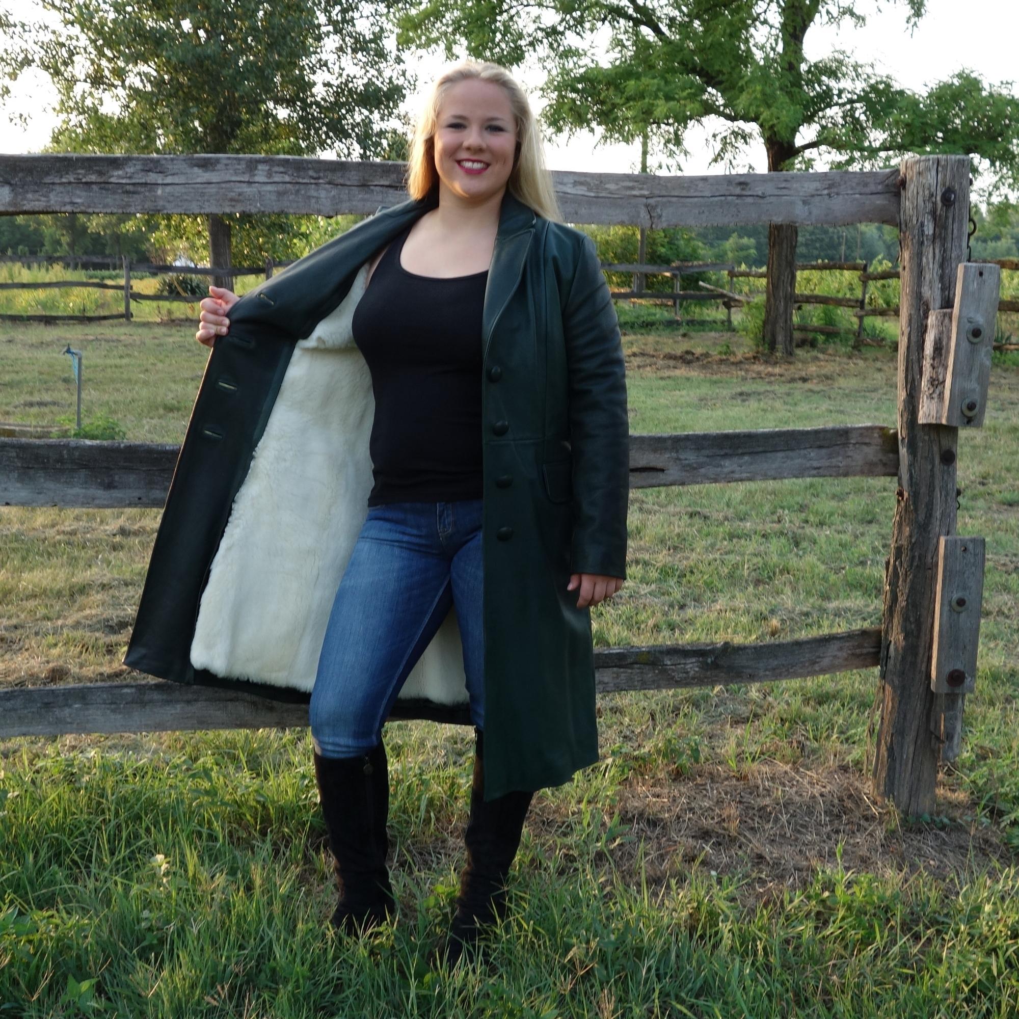 Tanja Lady's Coat