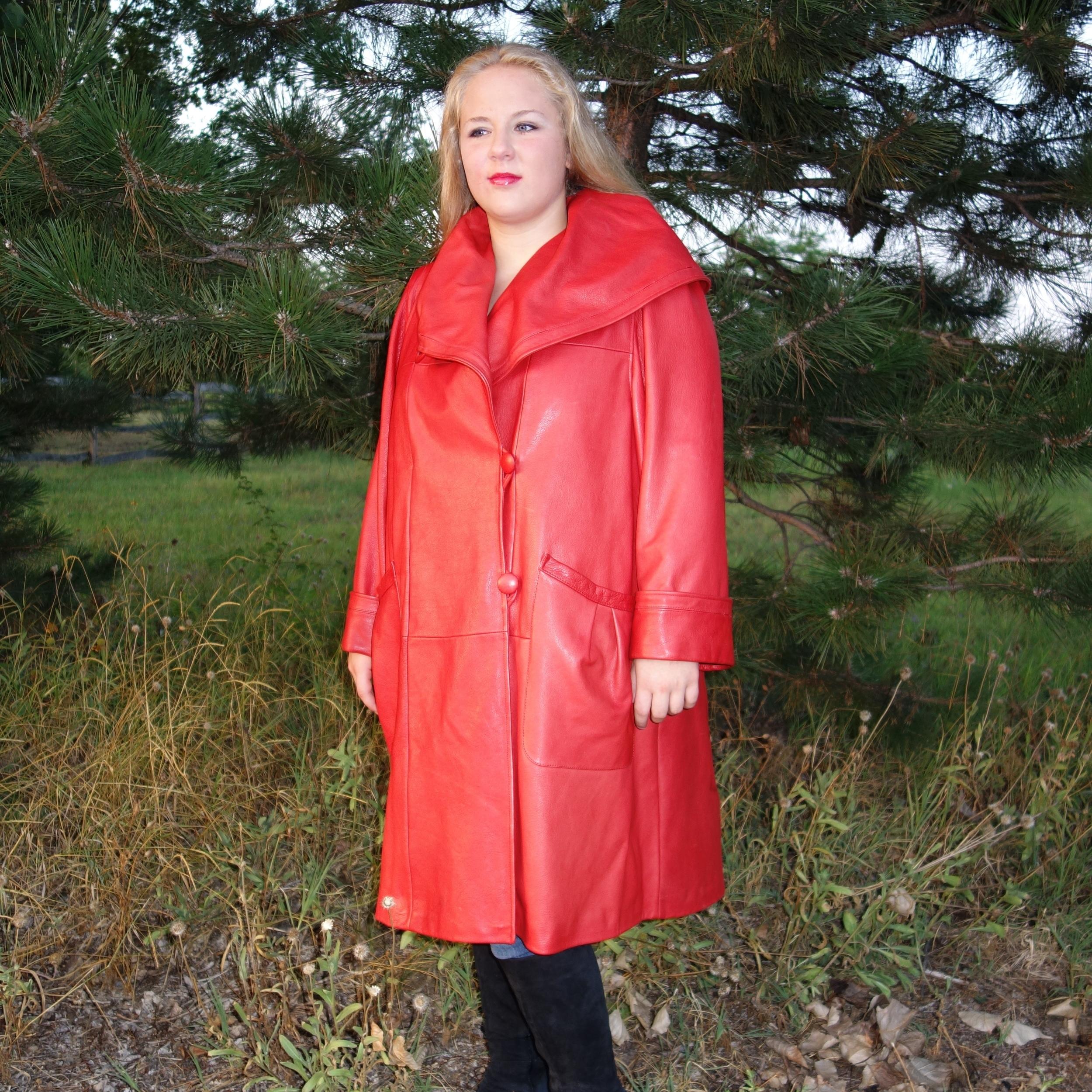 Piroska Lady's Swinger Coat