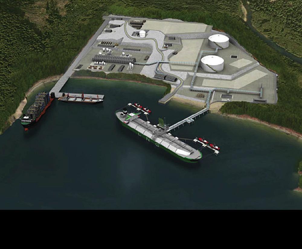 Marine fuelling operations