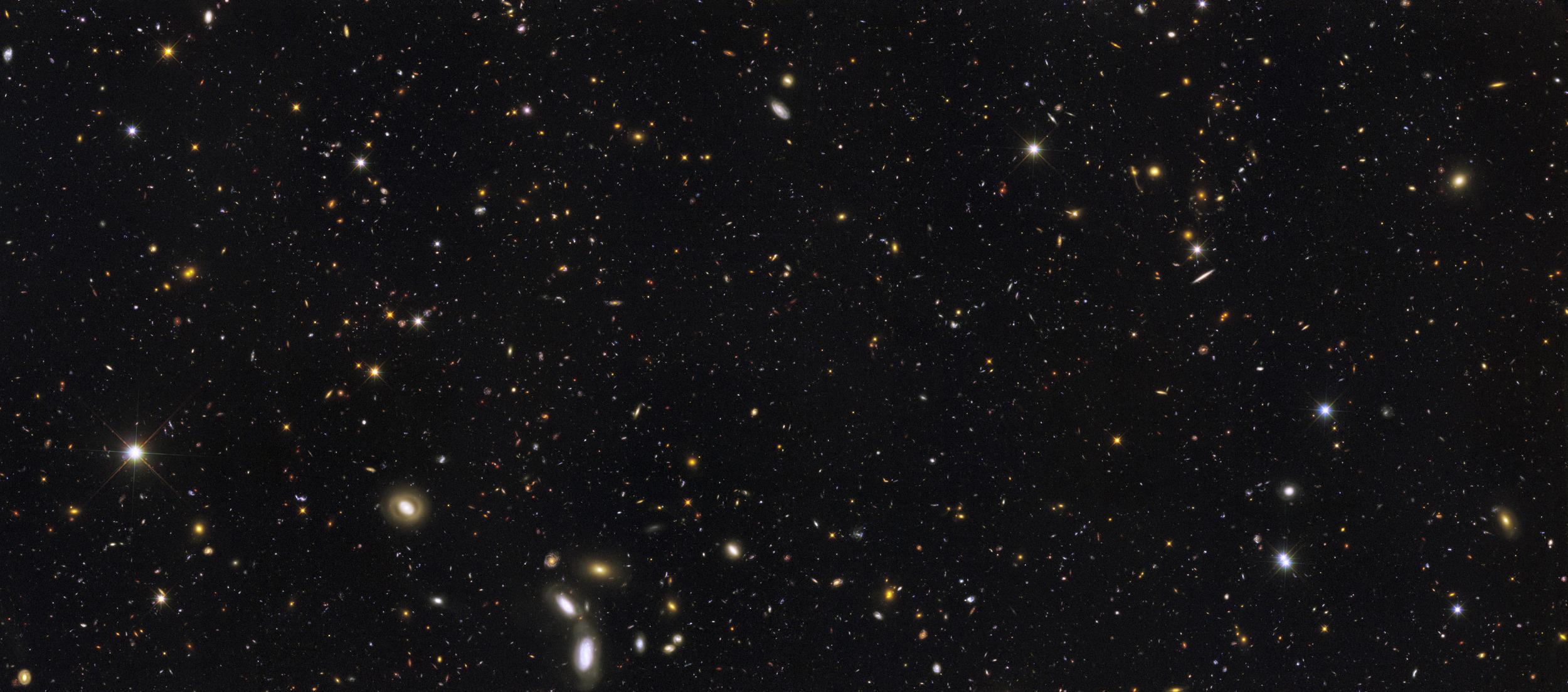 Campo Profundo del Hubble