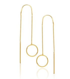 Ritani Earrings - $145