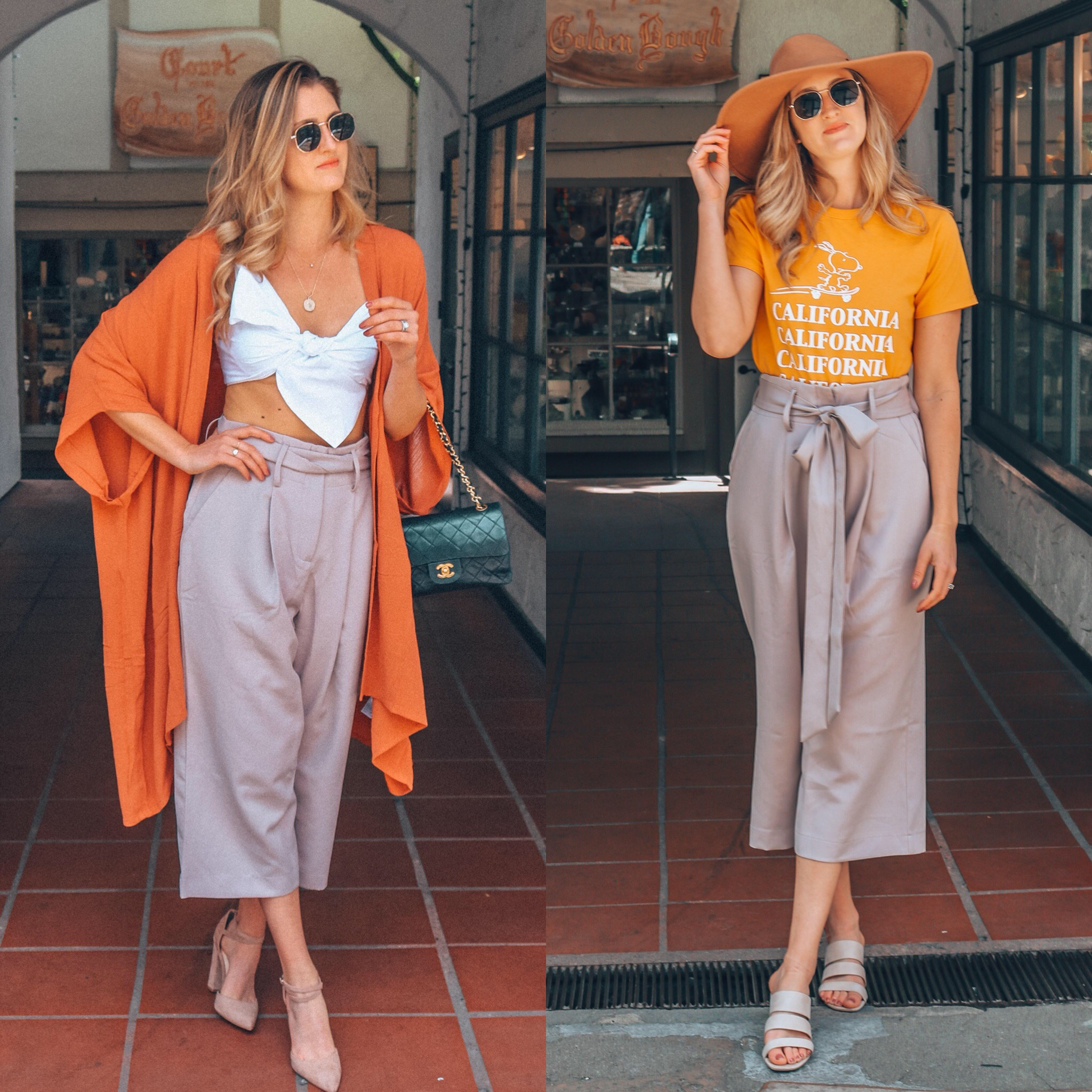 Dress It Up // Dress It Down - Culottes $35