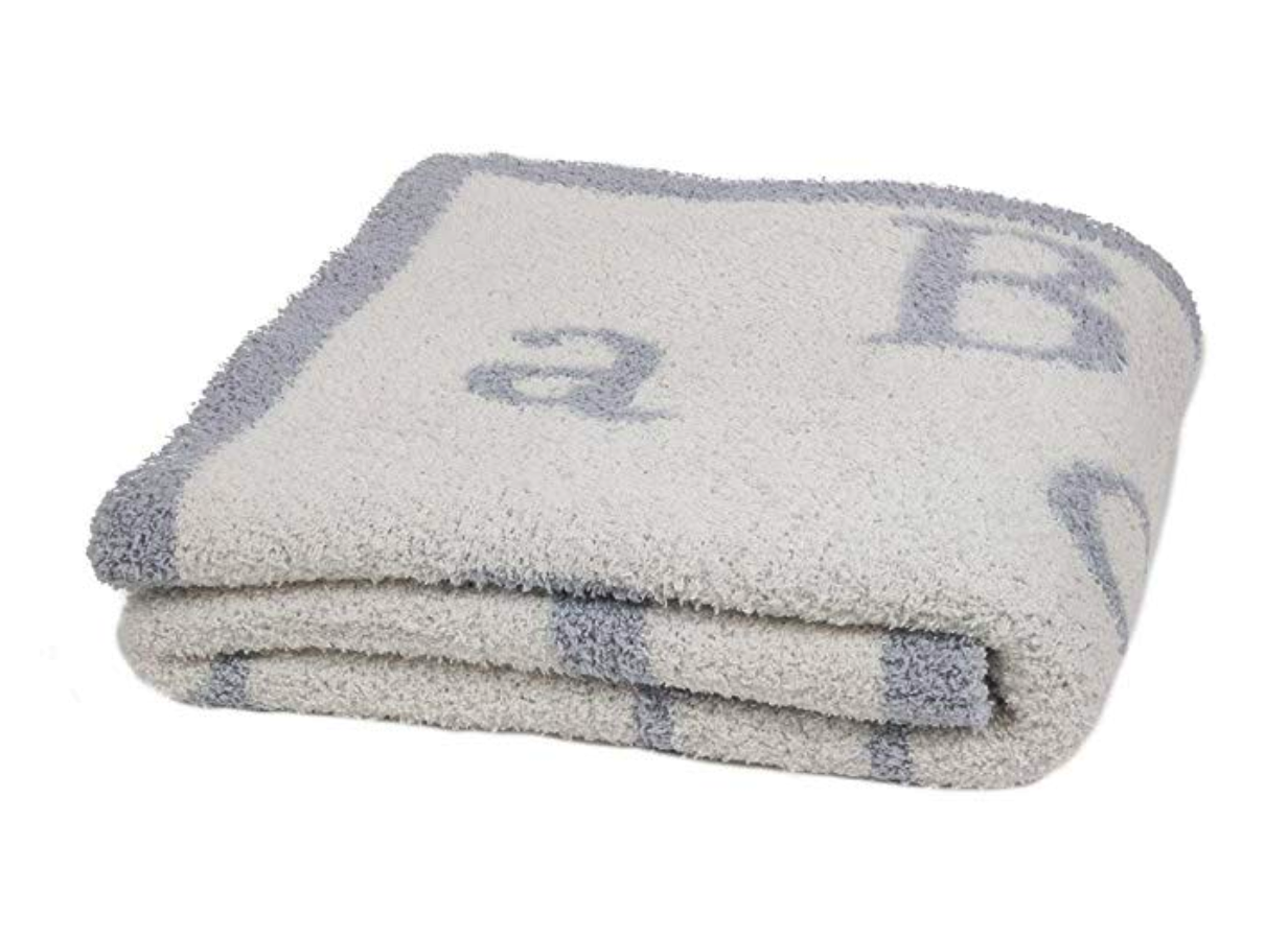 Barefoot Dreams ABC Blanket -