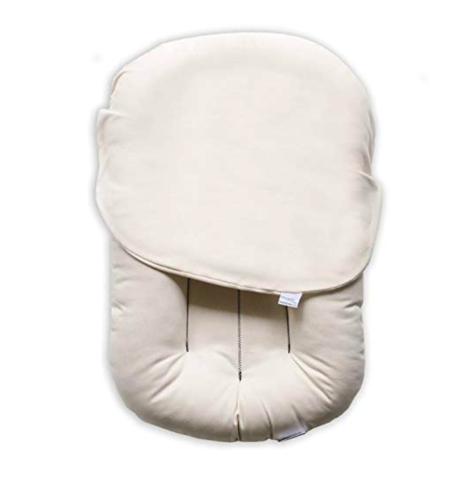 Sunggle Me Organic Baby Lounger -