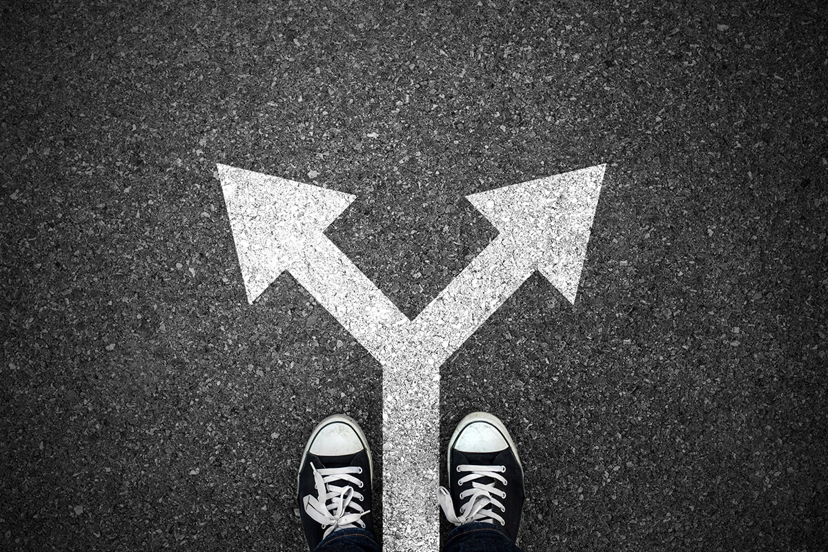 finding direction with a counsellor