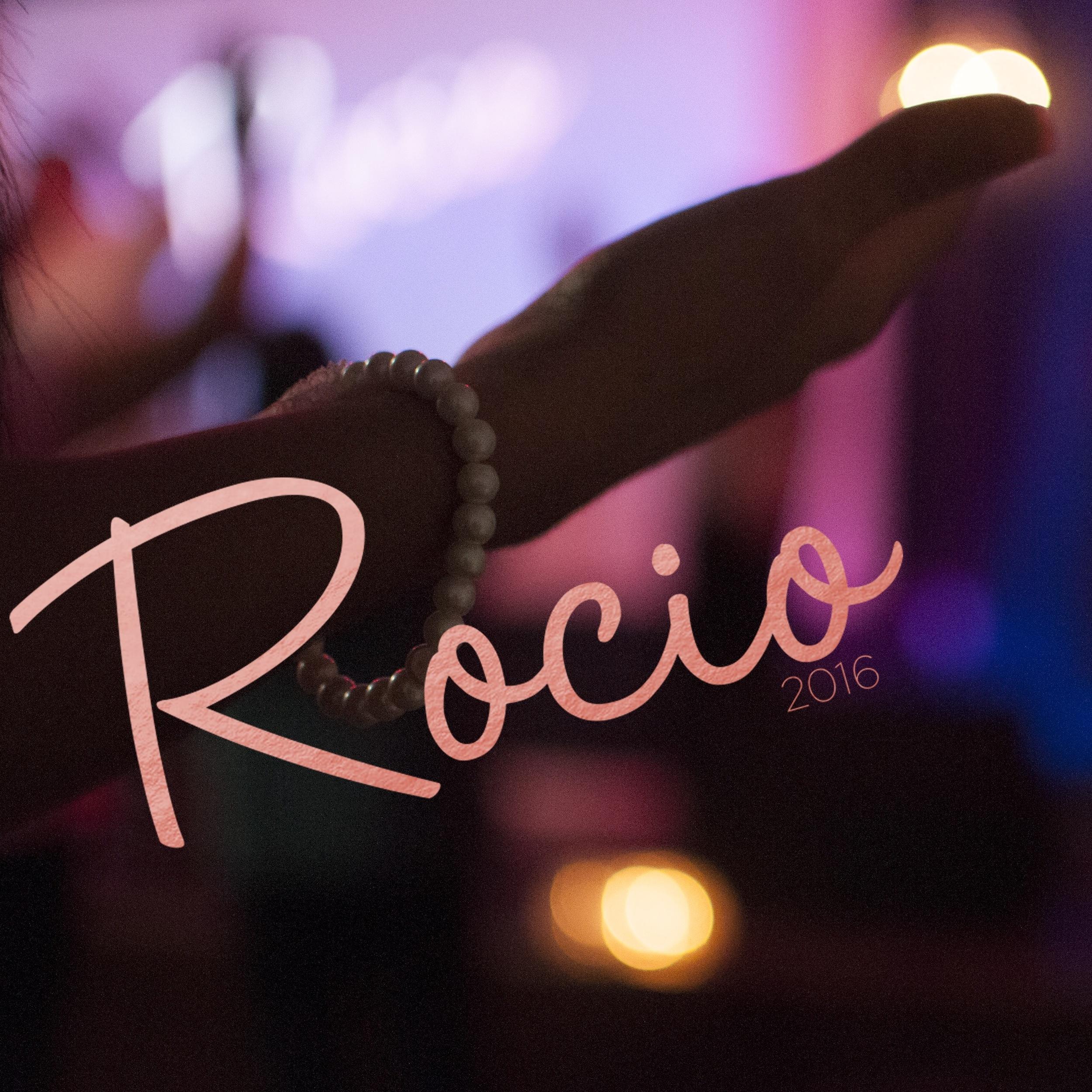 Rocio. 2016