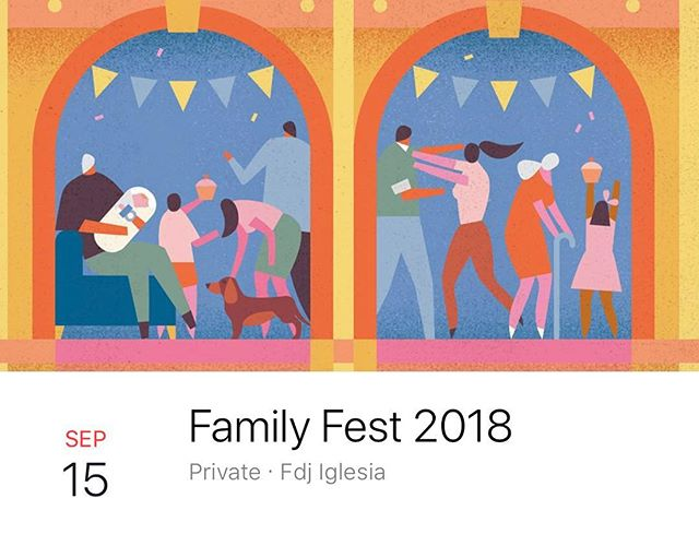 Remember no GUD tonight but come out to the Family Fest service at 7pm!